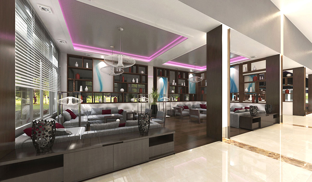 Hotel Paradisus Los Cayos - Lobby
