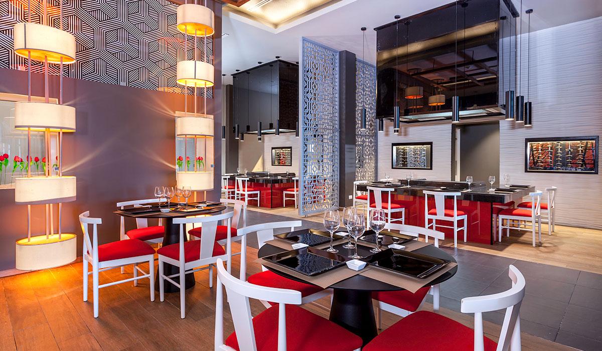 Hotel Paradisus Los Cayos - Restaurant