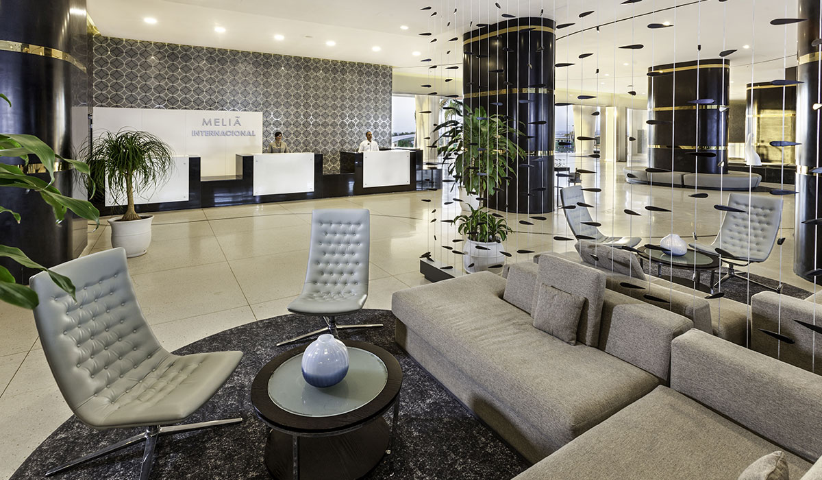 Hotel Meliá Internacional, Varadero - Lobby