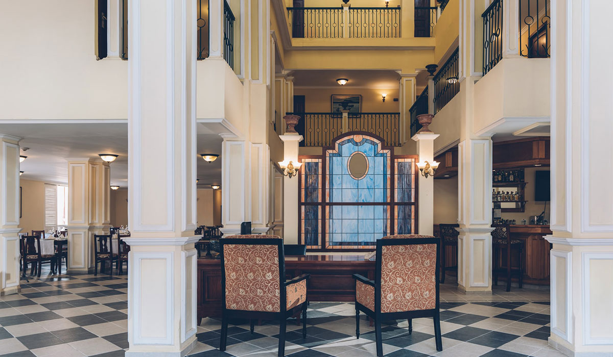 Hotel Iberostar Gibara - Lobby