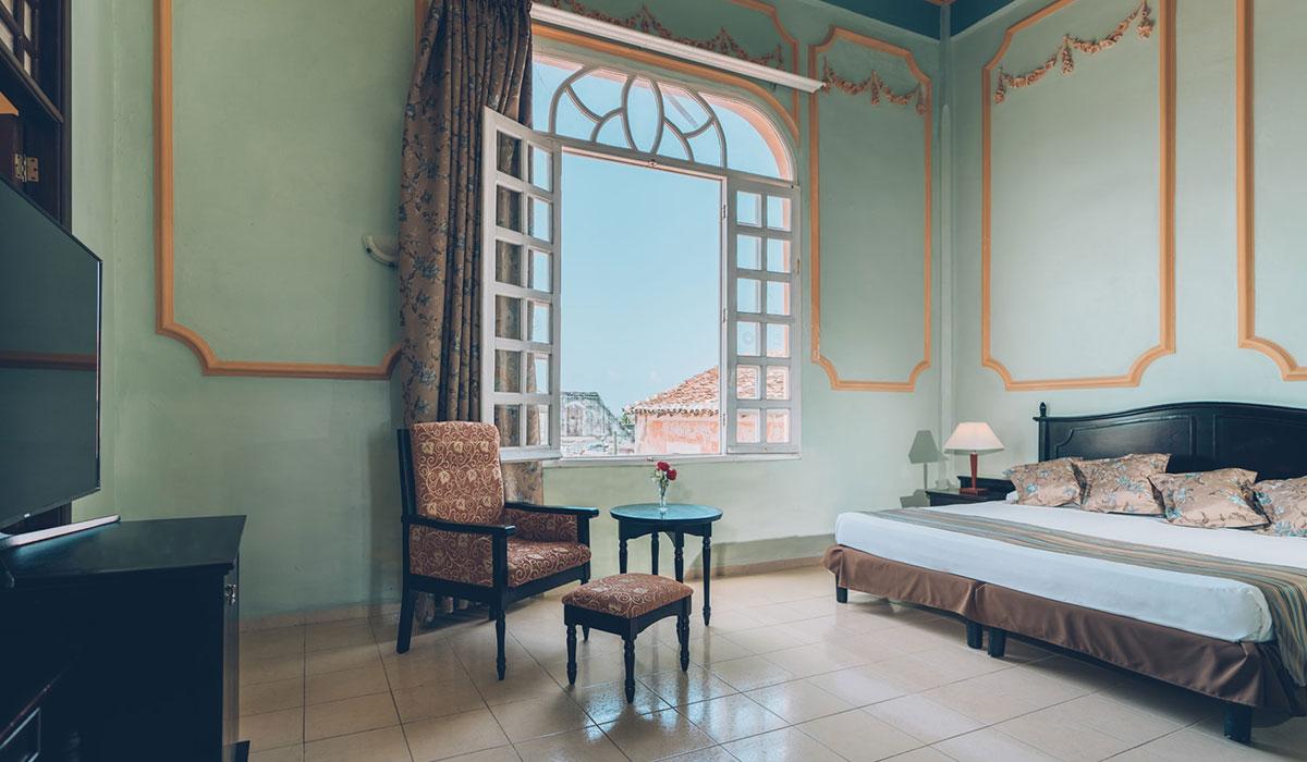Hotel Iberostar Gibara - Habitación