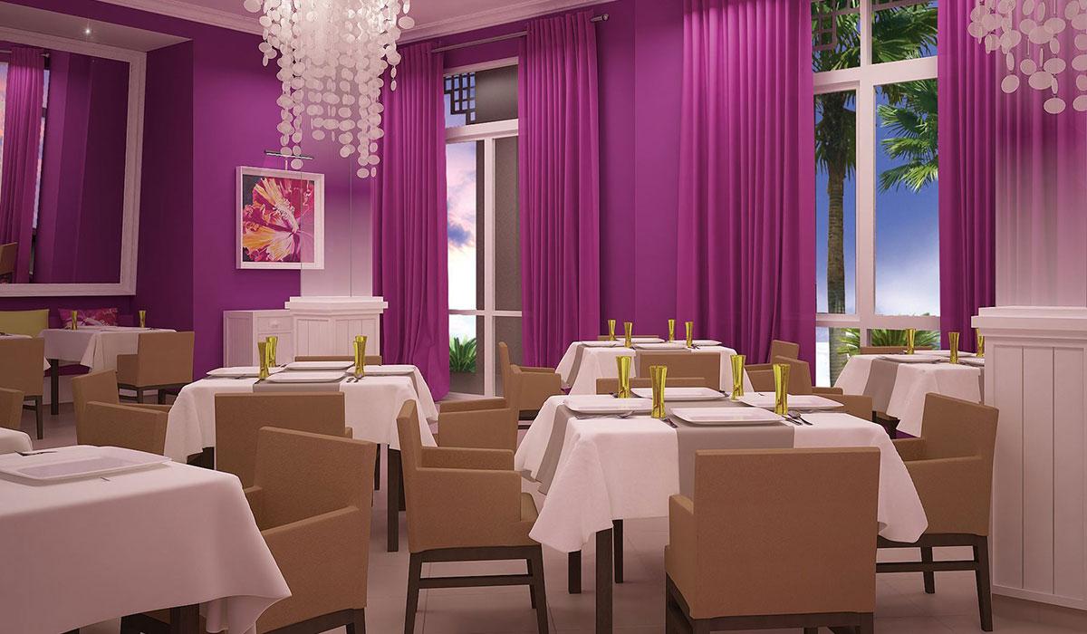 Hotel Angsana Cayo Santa Maria - Restaurant
