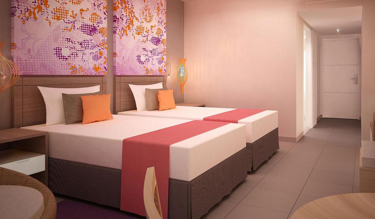 Hotel Gran Muthu Imperial - Habitación