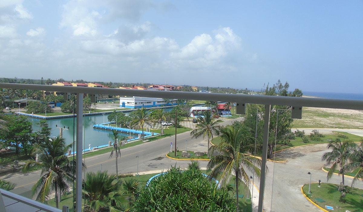 Hotel El Viejo y el Mar - vista