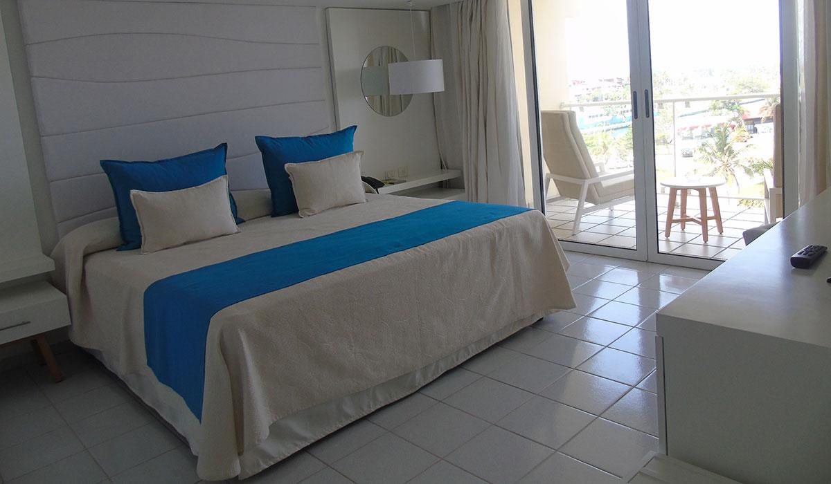 Hotel El Viejo y el Mar - habitación