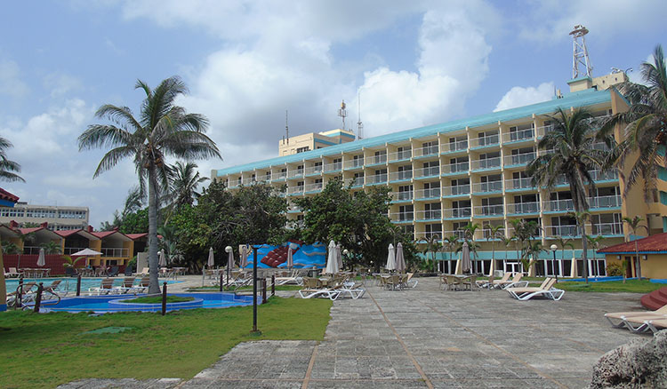 Hotel El Viejo y el Mar, Habana