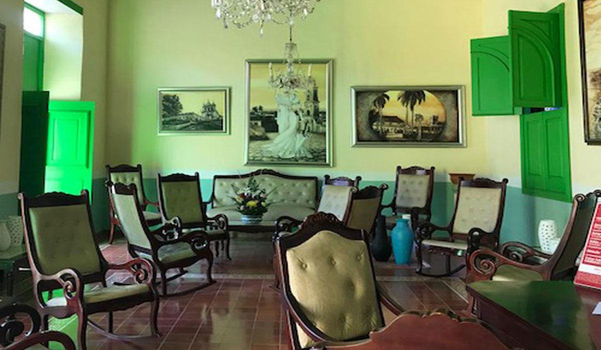 Hotel Encanto La Calesa - Lobby
