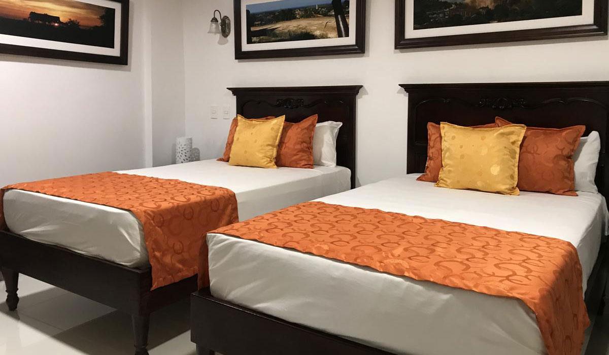 Hotel Encanto La Calesa - Room