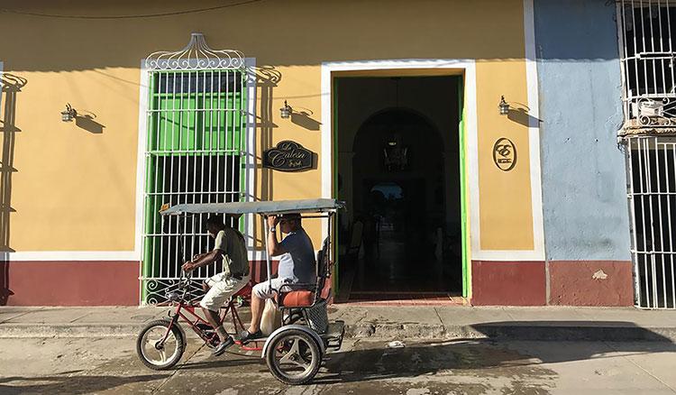 Hotel Encanto La Calesa, Trinidad