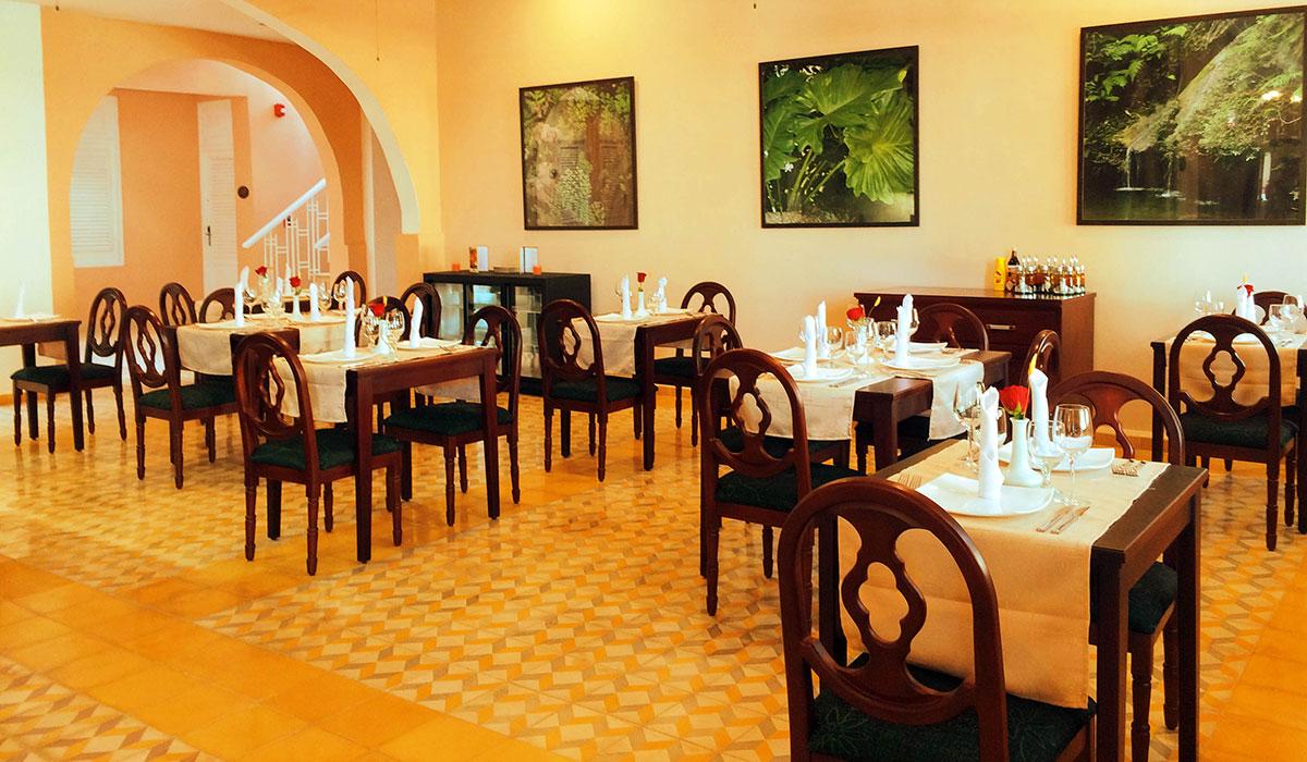 Hotel Encanto Central Viñales - Restaurant