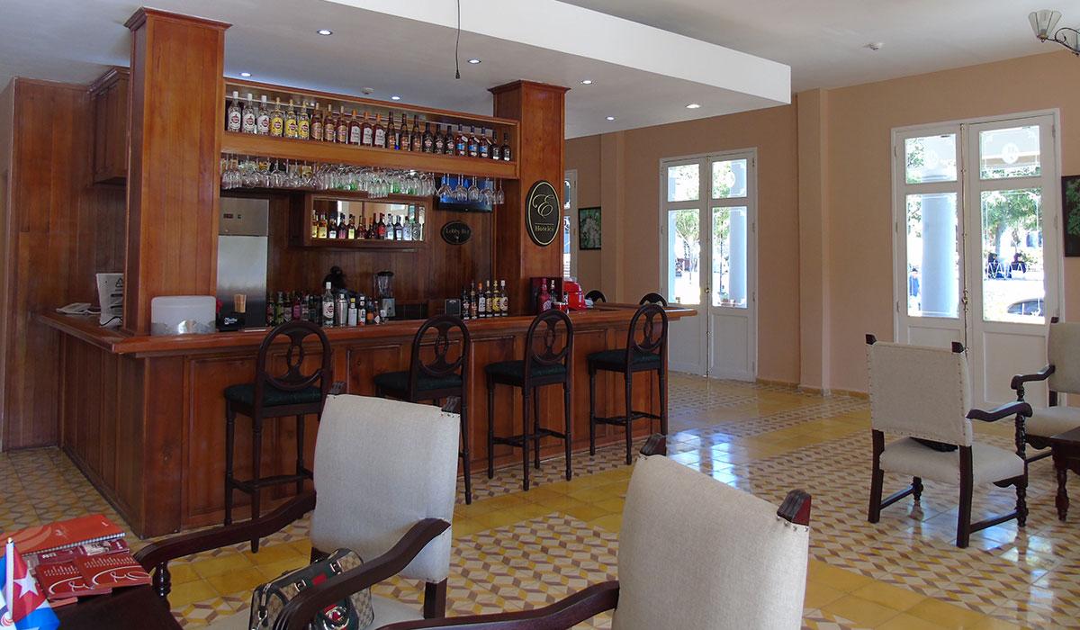 Hotel Encanto Central Viñales - Lobby bar