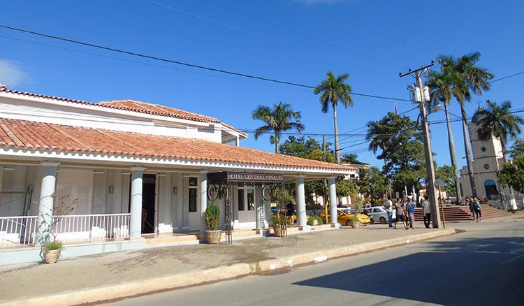 Hotel Encanto Central Viñales
