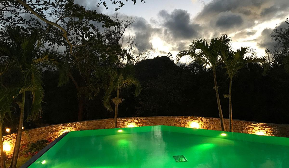 Hotel Castillo en las Nubes - Piscina