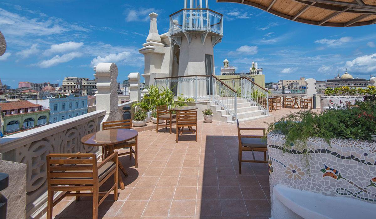 Hotel Palacio Cueto - View