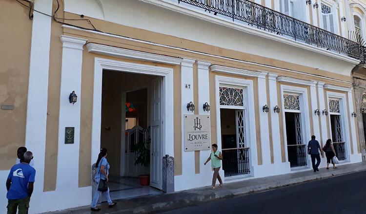 Hotel Encanto El Louvre, Matanzas