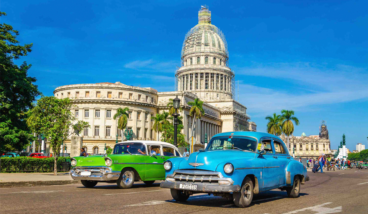 Havana + Cayo Santa María + Varadero in 7 nights