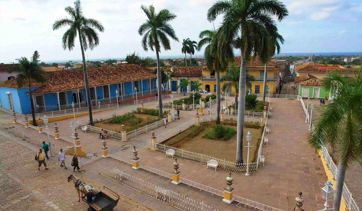 Havana + Trinidad + Varadero in 7 nights