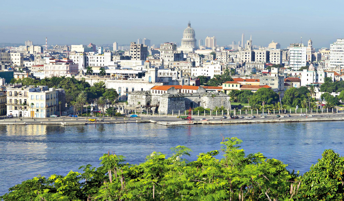 Heritage cities of the central Cuba in 7 nights